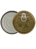 Easy-to-Open Lid 401E0E - Processed Food Cans